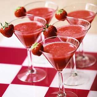 daikiri, recipe, rum, strawberry, taste