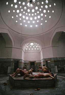 How we attended a Turkish bath