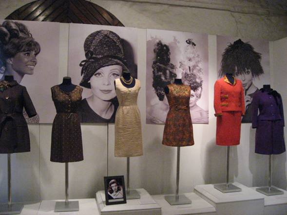 "The colection exhibiton of Alexander Vasiljev ""From mini to maxi. 20 century 60' s fashion."""
