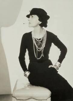 Coco Chanel, comfort, elegance, fashion, film, podium, style