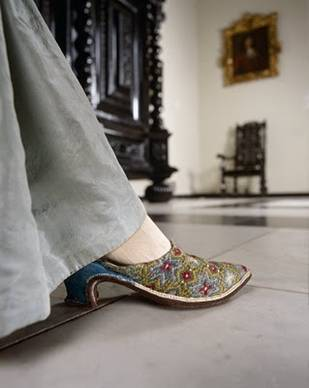 design, Europe, history, slipper