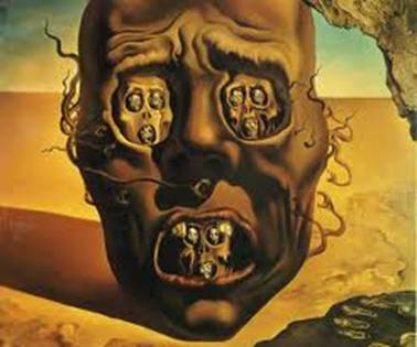 Dali, Europe, France, history, love, nostalgia, surrealism