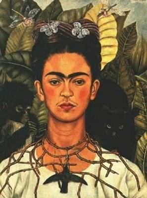 art, book, color, Frida, Mexico, movie