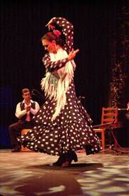 dance, flamenco, gypsy, music, Spain