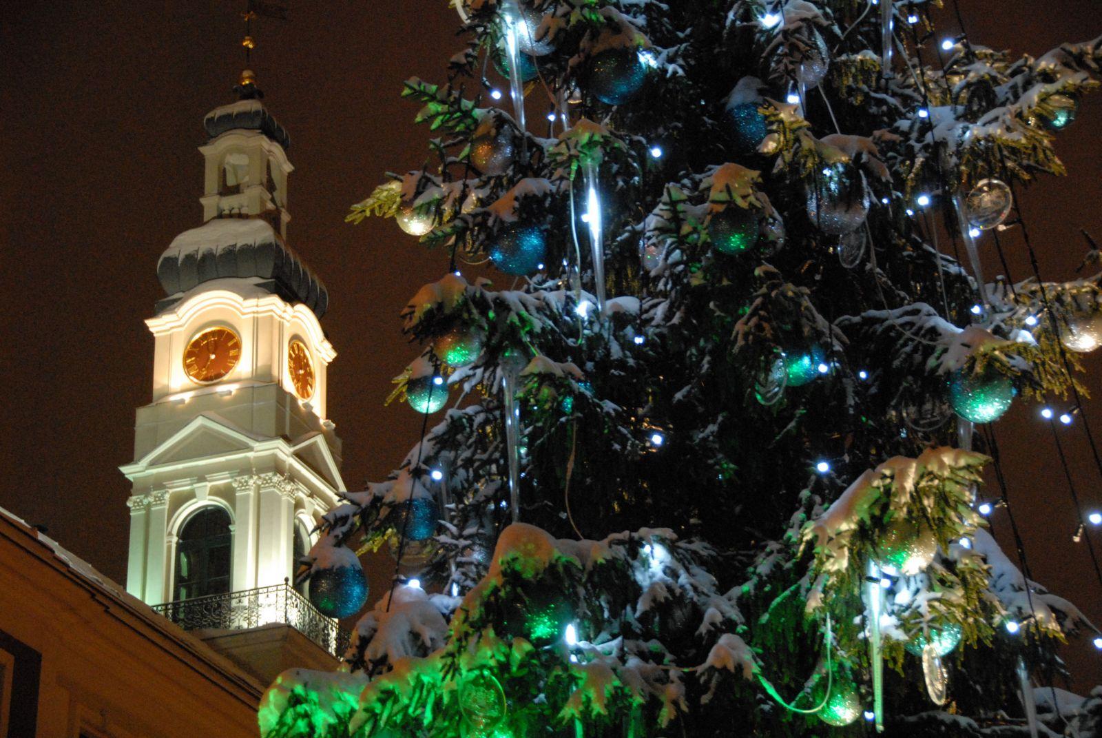 A few hours till Rabbit year in Riga