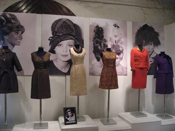 "The colection exhibiton of Alexander Vasiljev ""From mini to maxi. 20 century 60' s fashion."""