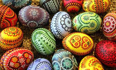 colour, Easter, egg, idea, tradition