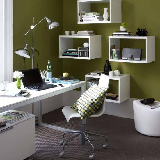 Home style: work-room