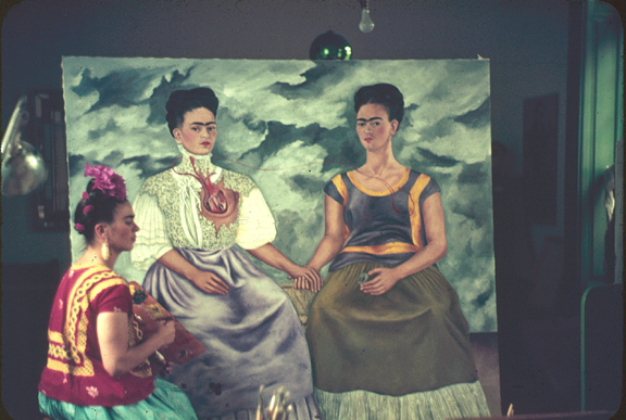 Icon for yourself and for others – Frida